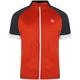 Dare 2b Protraction Jersey Men, trail blaze/ebony grey/black